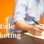 Things to Avoid in Article Marketing